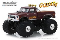 Greenlight 1/43 1979 Ford F-250 Monster Truck - Goliath image