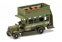 Corgi Old Bill Bus - WWI Centenary 1914-1918 image
