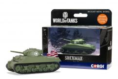Corgi World of Tanks - Sherman M4 A3 image