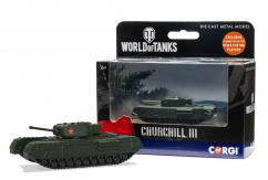 Corgi World of Tanks - Churchill Mk.III image