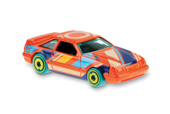 Hot Wheels 1992 Ford Mustang image