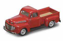 Road Signature 1/43 1948 Ford F-1 Pick Up Red image