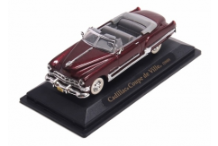 Road Signature 1/43 1949 Cadillac Coupe Deville Burgundy image