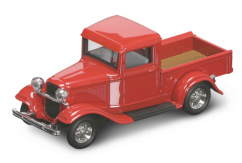 Road Signature 1/43 1934 Ford Pick Up Red image