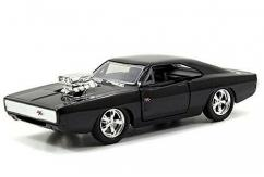 Jada 1/32 Dom's 1970 Dodge Charger R/T - Fast & Furious image