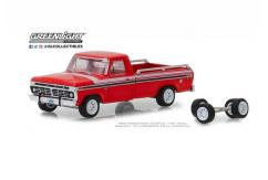 Greenlight 1/64 1975 Ford F-100 Explorer with Spare Tyres image