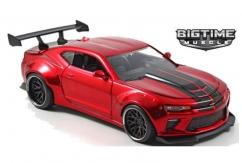 Jada 1/24 2016 Chevy Camaro Wide Body 'Bigtime Muscle' image