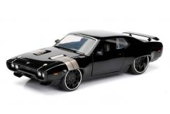 Jada 1/24 Dom's Plymouth GTX Fast & Furious image