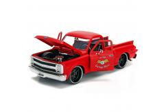 Jada 1/24 '69 Chevy S10 Primer Red image