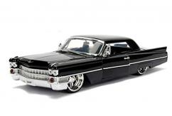 Jada 1/24 1963 Cadillac Big Time Muscle image