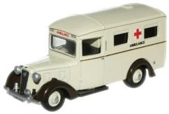 Oxford  1/76 Austin 18 Ambulance Rolls Royce Works image