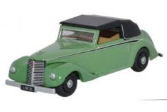 Oxford  1/76 Armstrong Siddeley Hurricane Closed Top  image