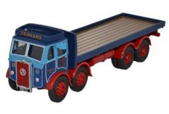 Oxford  1/76 Atkinson 8 Wheel Flat Bed Lorry Tennant image