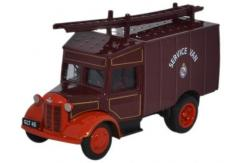 Oxford  1/76 Austin ATV - Newcastle & Gateshead  image