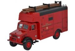 Oxford  1/76 Bedford OW Essex Fire Brigade  image