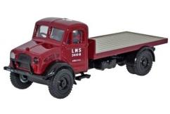 Oxford  1/76 Bedford OW Platform Lorry LMS   image