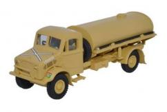 Oxford  1/76 Bedford OY Tanker HQ Corps RASC, 30 Corps Egypt 1942 image