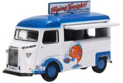 Oxford 1/76 Citroen H Catering Van - Fish & Chips image
