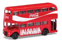 Corgi 1/64 London Bus Coca-Cola image