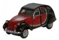Oxford  1/76 Citroen 2CV Charleston  image