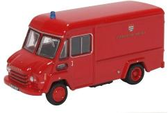 Oxford  1/76 Commer Walk Thru Van London Fire Brigade image