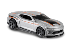 Hot Wheels 2018 Copo Camaro SS image