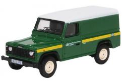 Oxford  1/76 Land Rover Defender Forestry Commission image