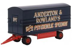 Oxford 1/76 Dodgem Trailer - Anderson & Rowlands image