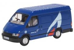 Oxford  1/76 Ford Transit Mk3 British Gas image