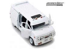 Greenlight 1/18 1983 GMC Vandura White image