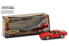 Greenlight 1/43 1985 Chevrolet Corvette C4 Red image