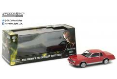 Greenlight 1/43 1982 Chevy Monte Carlo Red image