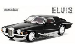 Greenlight 1/43 1971 Stutz Blackhawk Black image