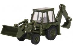 Oxford 1/76 JCB 3CX 1980s Army image