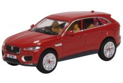 Oxford 1/76 Jaguar F-Pace image