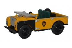 "Oxford  1/76 Land Rover Series 1 80"" Open AA image"