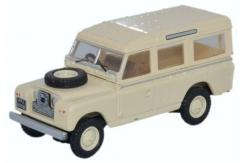 Oxford  1/76 Land Rover Series II LWB Station Wagon  image