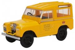 Oxford  1/76 Land Rover Series II SWB Station Wagon PO Telephones image