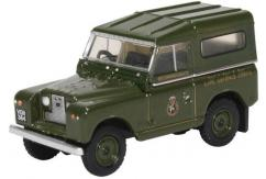 Oxford  1/76 Land Rover Series II SWB Station Wagon Civil Defence image