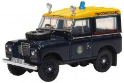 Oxford 1/76 Land Rover Series III SWB Station Wagon image