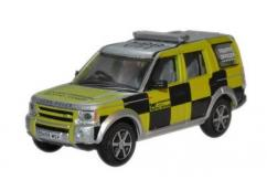 Oxford  1/76 Land Rover Discovery 3 - Highway Agencies  image