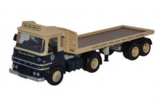 Oxford  1/76 ERF LV Flatbed Artic  image