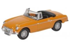 Oxford 1/76 MGB Roadster image
