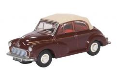 Oxford  1/76 Morris Minor Soft Top  image