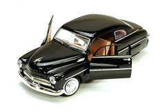 Motormax  1/24 1949 Mercury Coupe Black  image
