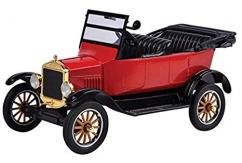 Motormax  1/24 1925 Ford Model T Touring Convertible Red  image