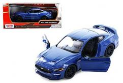 Motormax  1/24 2018 Ford Mustang GT Blue  image