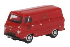Oxford  1/148 Ford 400 E Van - Royal Mail  image