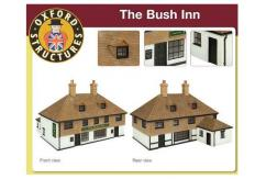 Oxford  1/76 The Bush Inn Country Pub  image