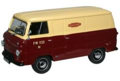 Oxford  1/43 Ford Thames Van British Railways   image